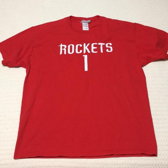 NBA Houston Rockets XL Tracy McGrady Men s Shirt.  M 5b5575e4409c1509aad2be3c. Other Shirts ... a1b700f28